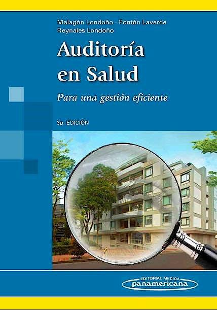 Portada del libro 9789588443386 Auditoría en Salud. Para una Gestión Eficiente