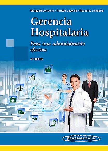 Portada del libro 9789588443683 Gerencia Hospitalaria. Para una Administración Efectiva