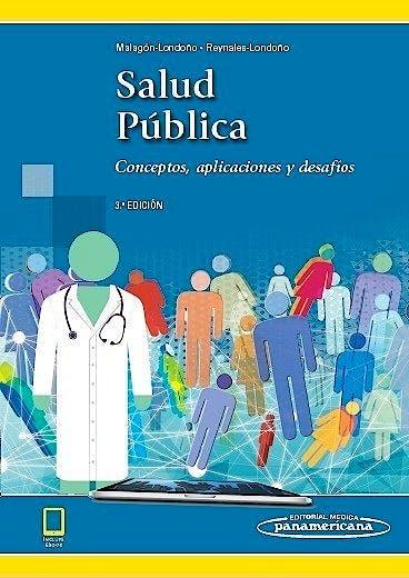 Portada del libro 9789588443805 Salud Pública. Conceptos, Aplicaciones y Desafíos (Incluye eBook)