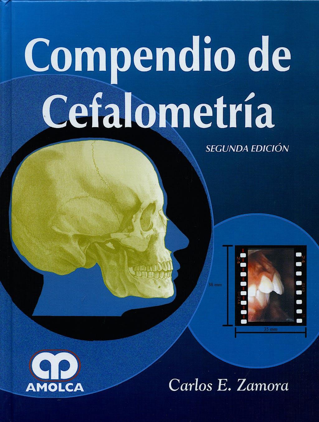 Portada del libro 9789588473352 Compendio de Cefalometría