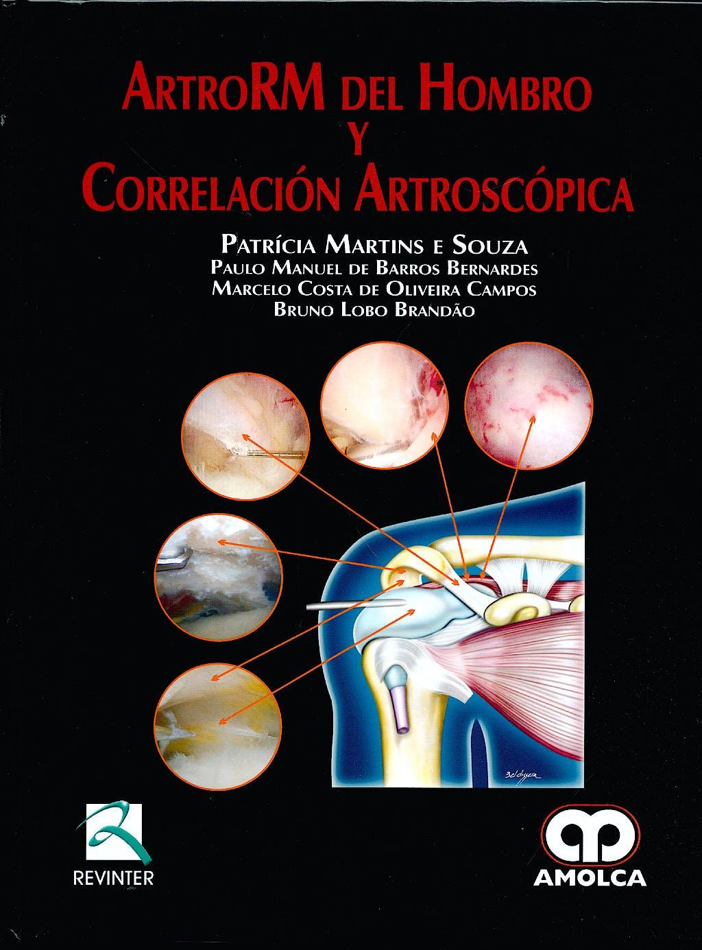 Portada del libro 9789588473420 Artrorm del Hombro y Correlacion Artroscopica