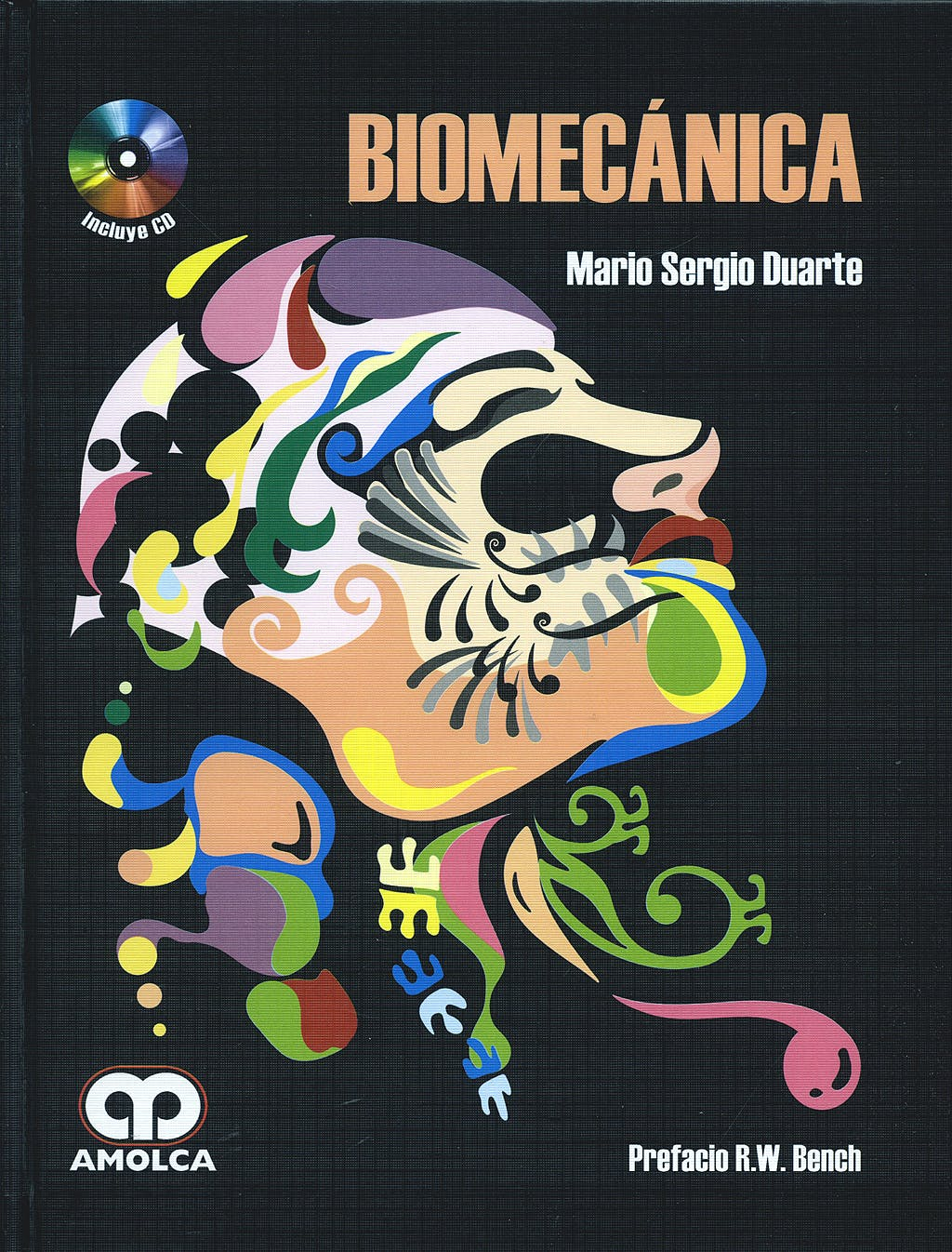 Portada del libro 9789588473819 Biomecánica + CD