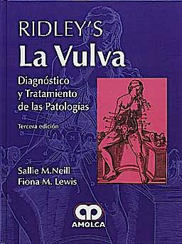 Portada del libro 9789588473833 Ridley's la Vulva. Diagnostico y Tratamiento de las Patologias