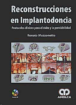 Portada del libro 9789588473970 Reconstrucciones en Implantodoncia. Protocolos Clinicos para el Exito y la Previsibilidad