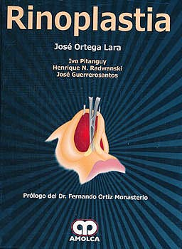 Portada del libro 9789588760087 Rinoplastia