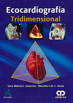 Portada del libro 9789588760100 Ecocardiografía Tridimensional
