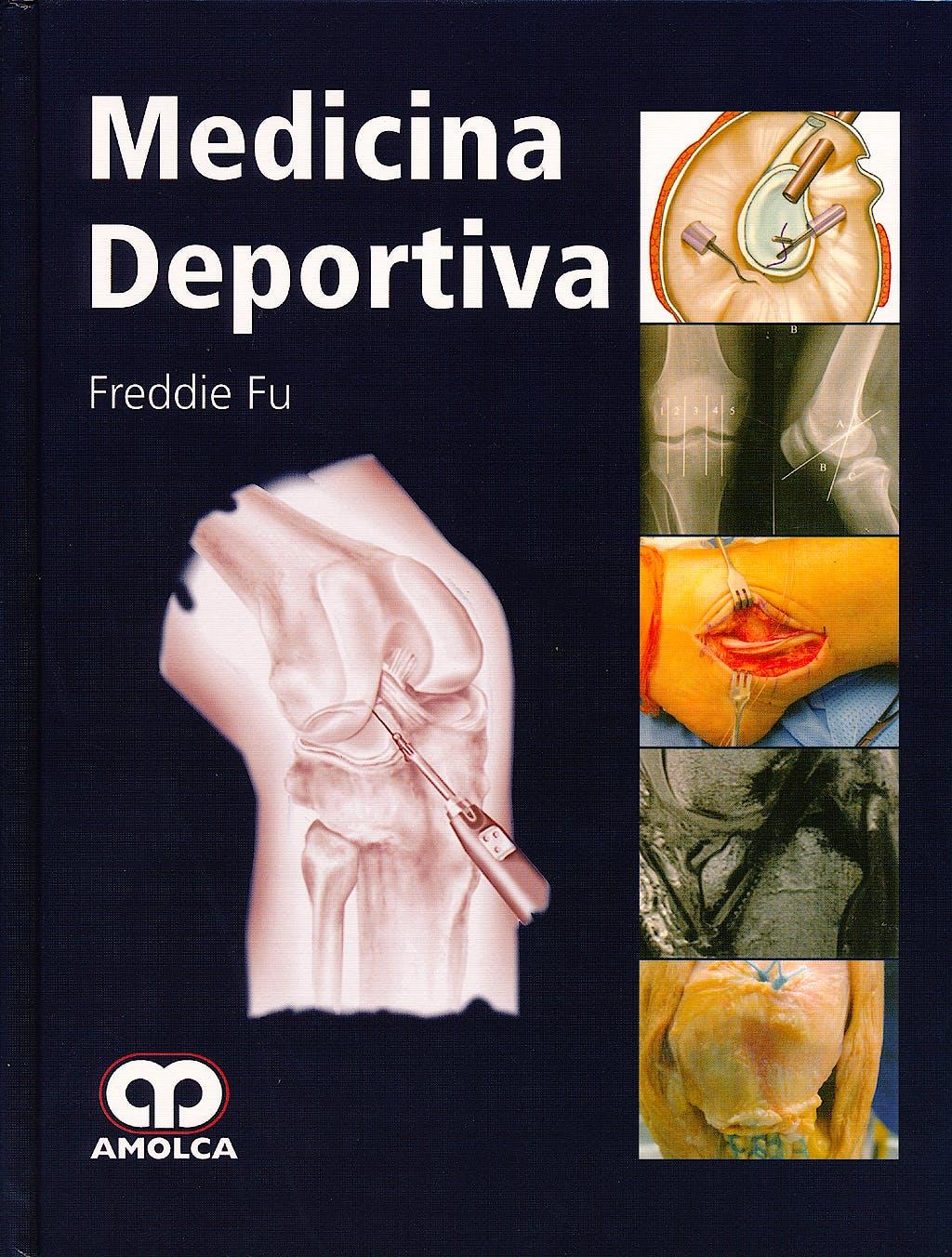 Portada del libro 9789588760599 Medicina Deportiva