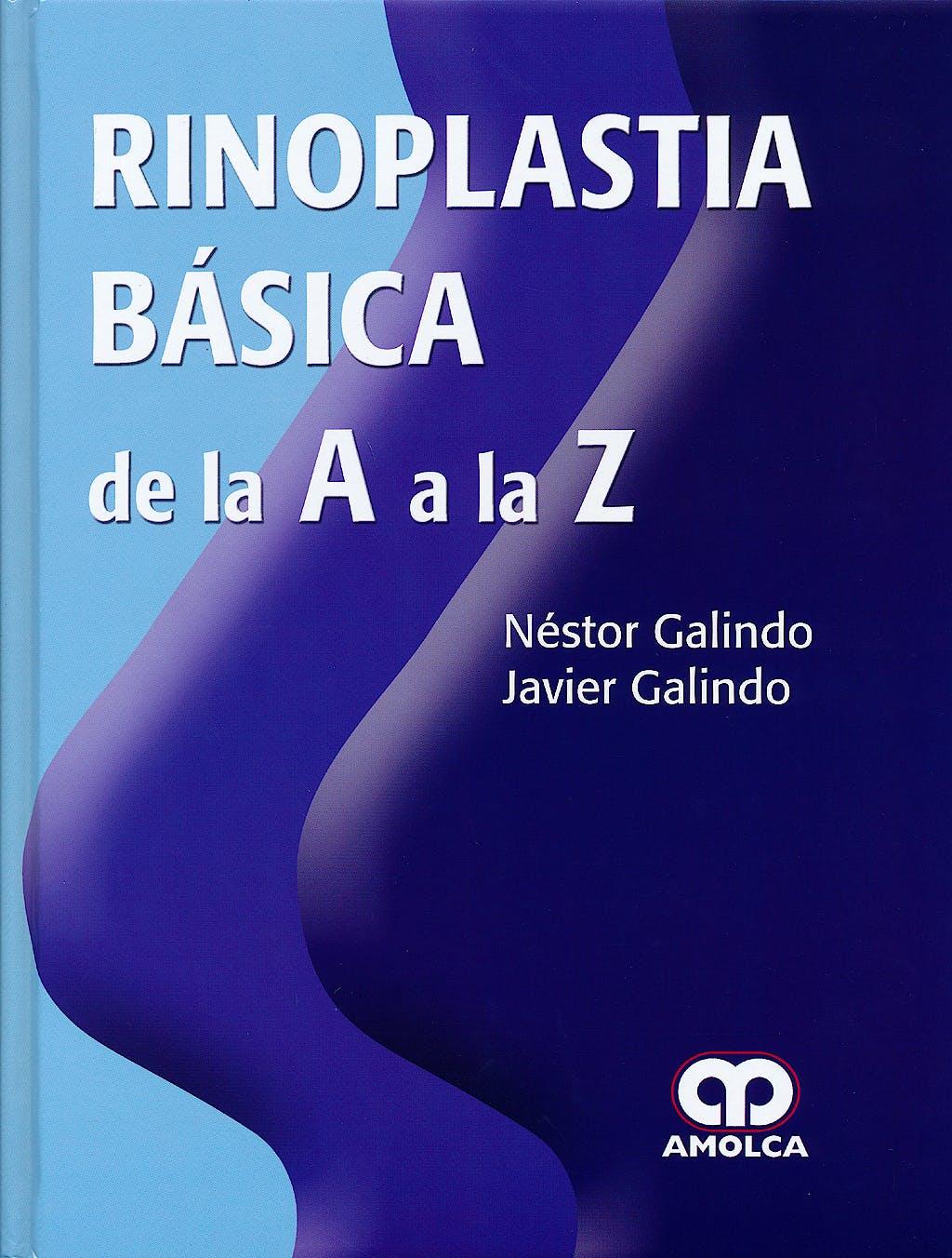Portada del libro 9789588816166 Rinoplastia Básica de la A a la Z