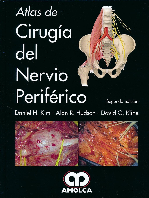 Portada del libro 9789588816548 Atlas de Cirugia del Nervio Periferico