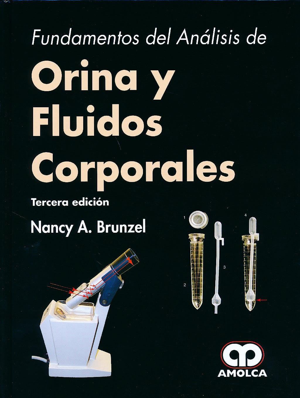 Portada del libro 9789588816562 Fundamentos del Análisis de Orina y Fluidos Corporales