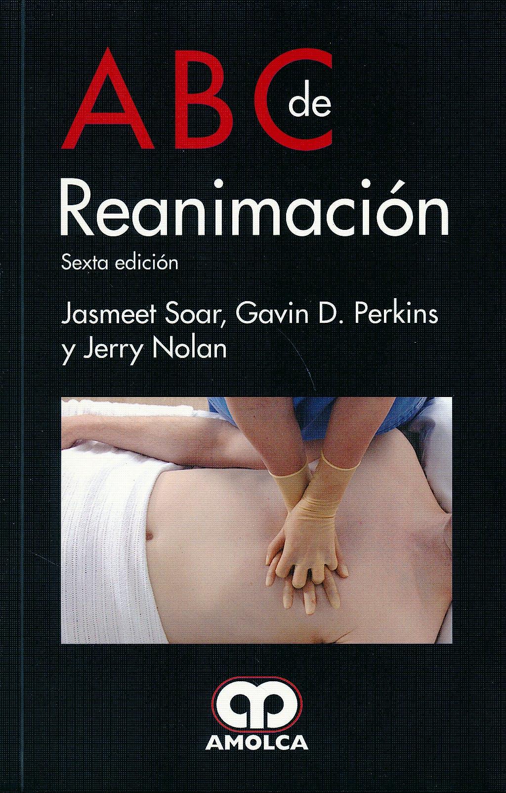 Portada del libro 9789588816708 ABC de Reanimación