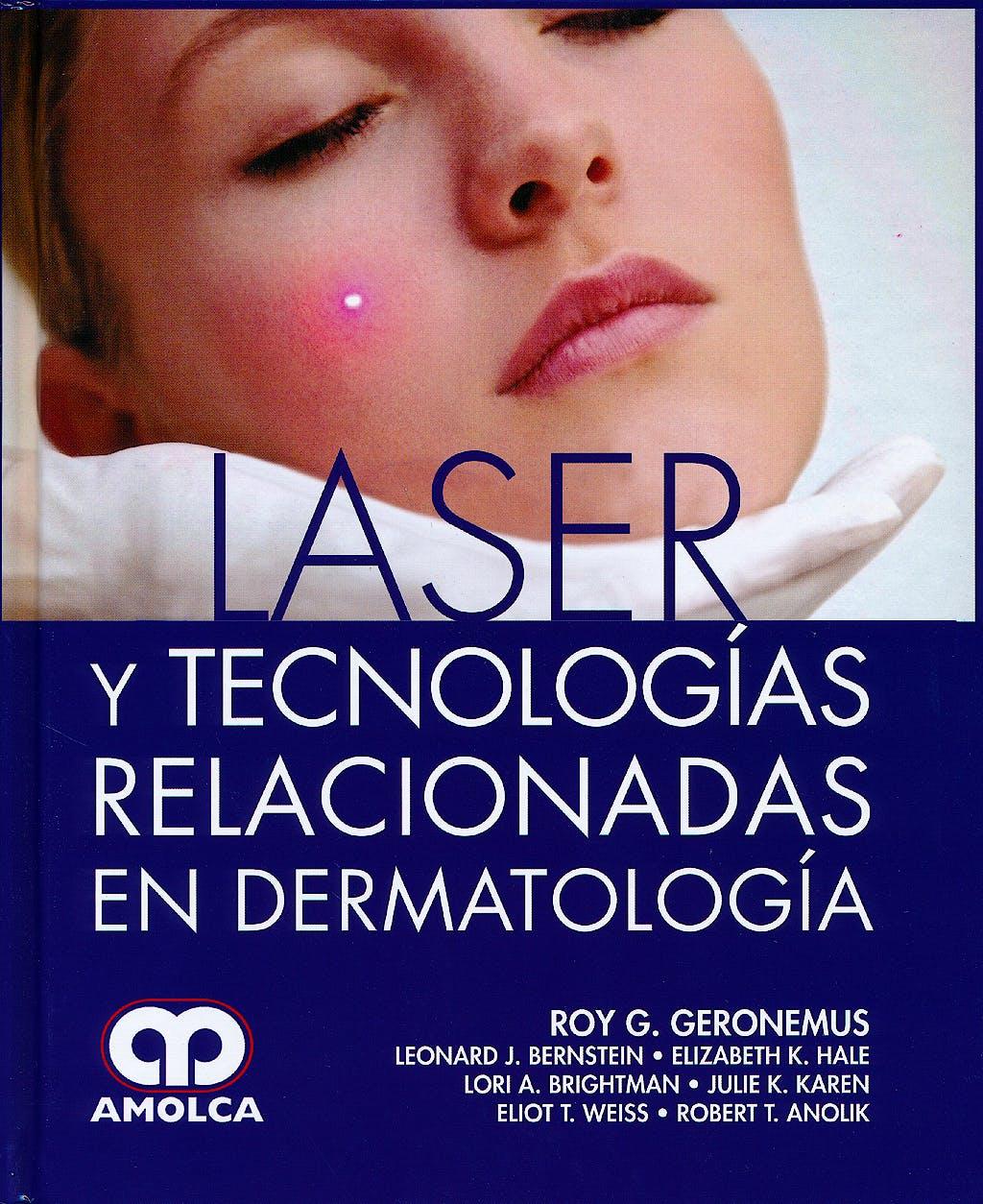 Portada del libro 9789588816920 Laser y Tecnologías Relacionadas en Dermatología