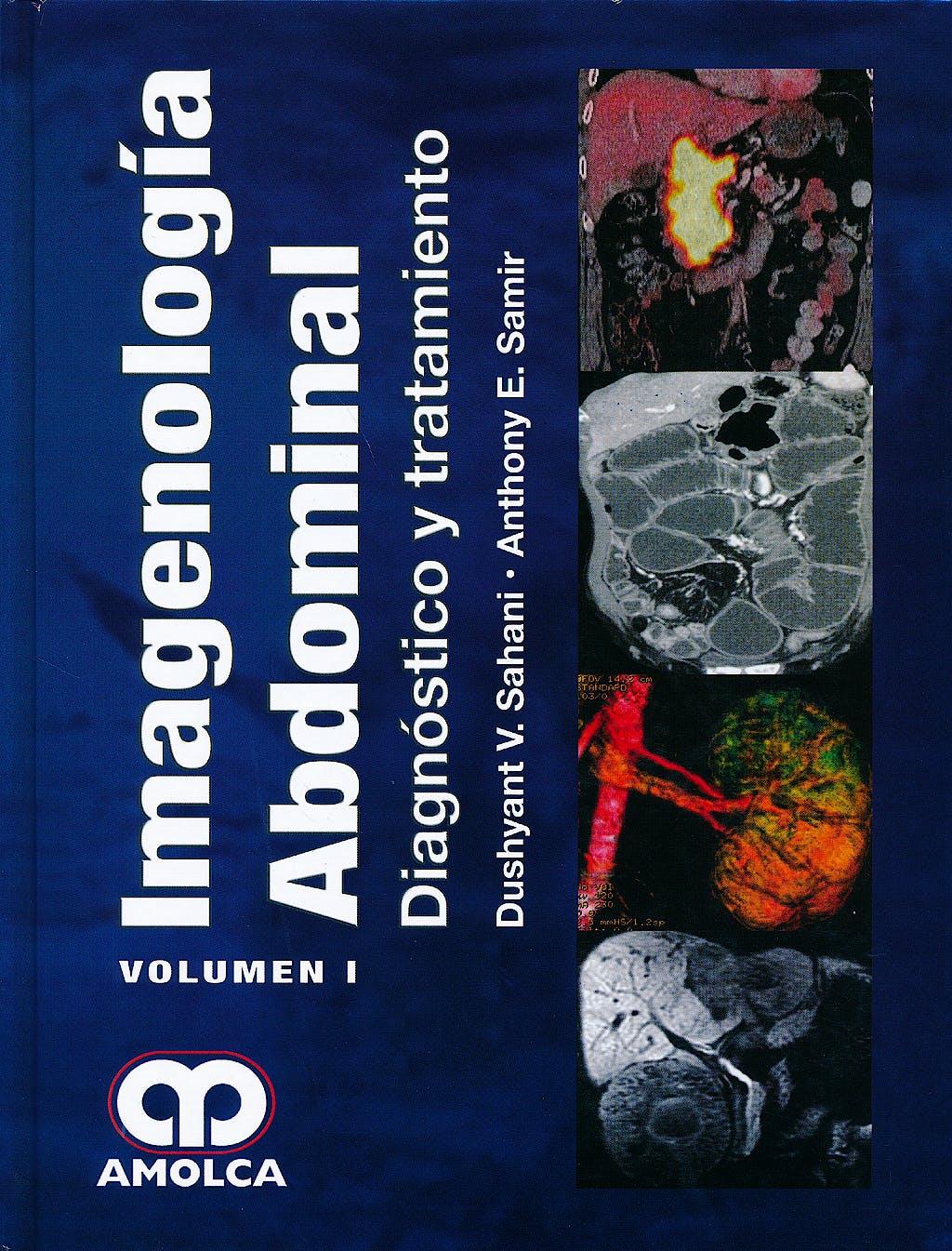Portada del libro 9789588816999 Imagenología Abdominal. Diagnóstico y Tratamiento, 2 Vols.
