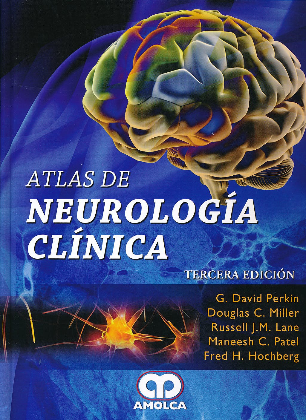 Portada del libro 9789588871219 Atlas de Neurología Clínica