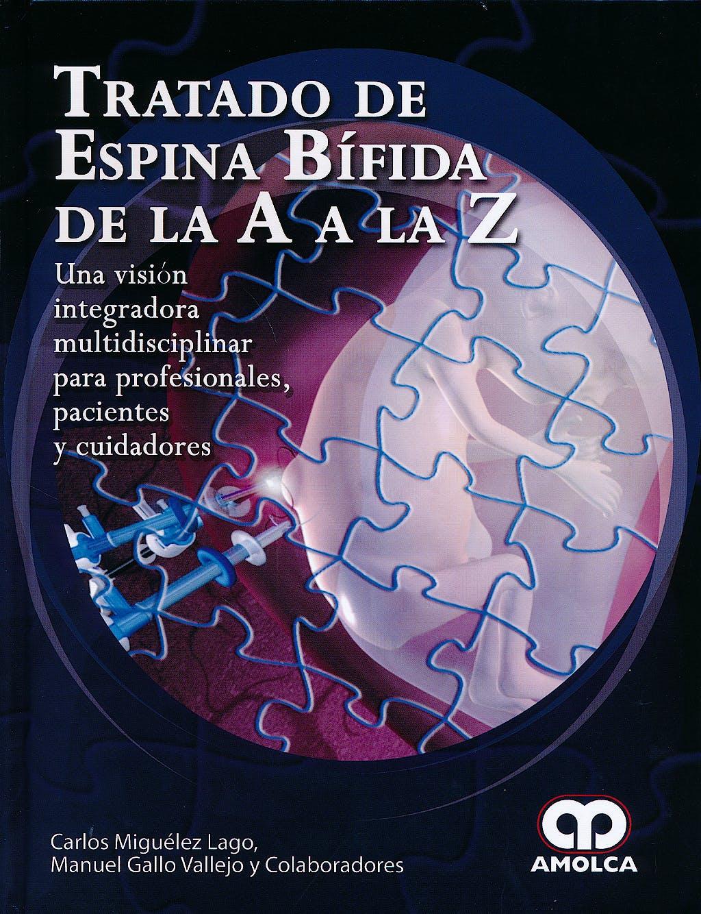 Portada del libro 9789588871257 Tratado de Espina Bífida de la A a la Z