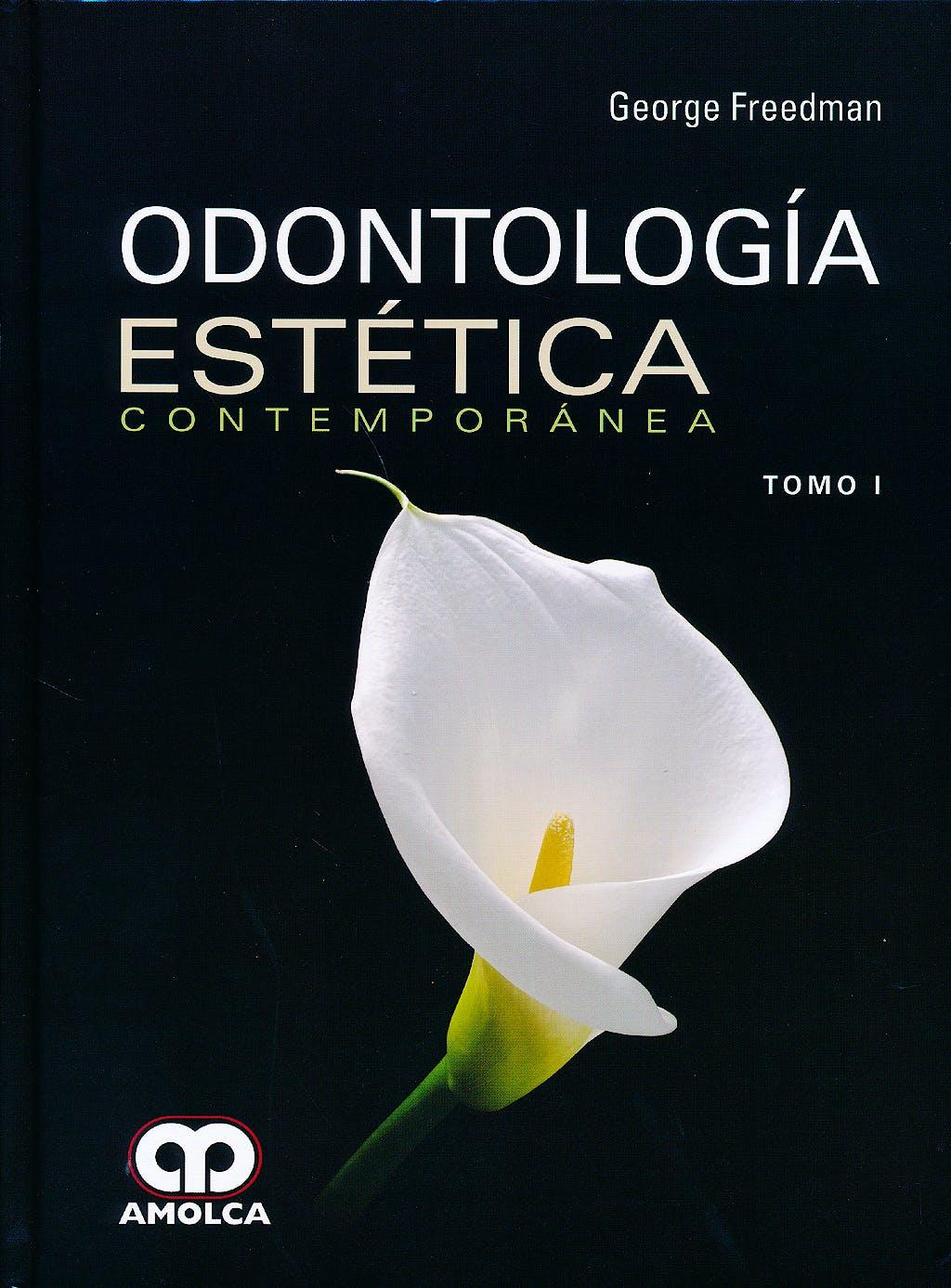Portada del libro 9789588871288 Odontología Estética Contemporanea, 2 Vols.
