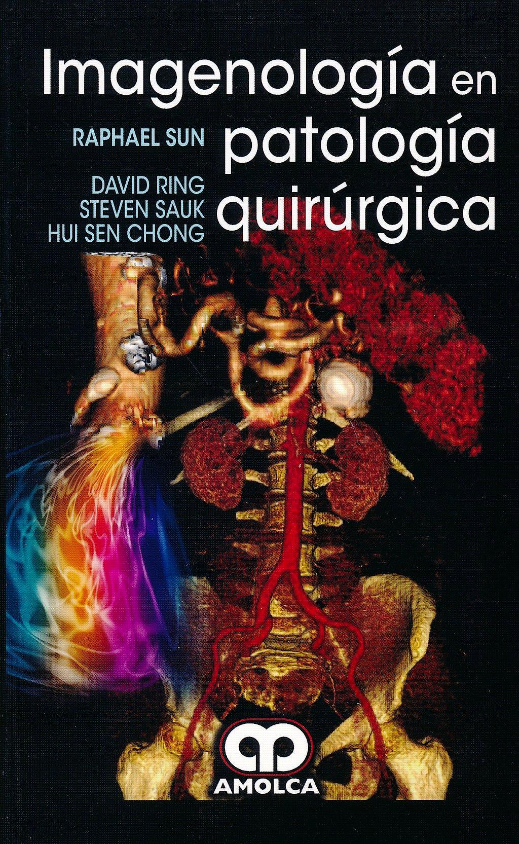 Portada del libro 9789588871356 Imagenología en Patología Quirúrgica