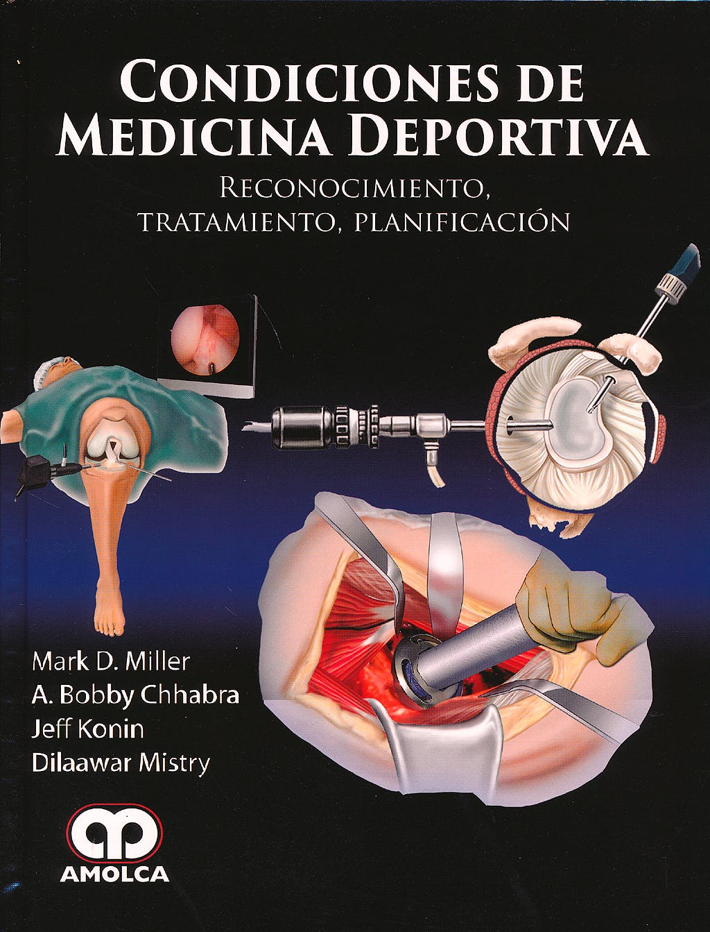 Portada del libro 9789588871417 Condiciones de Medicina Deportiva. Reconocimiento, Tratamiento, Planificación