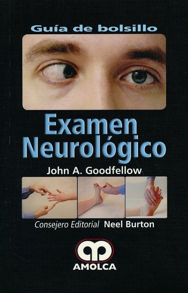 Portada del libro 9789588950013 Guía de Bolsillo Examen Neurológico. Guía de Bolsillo