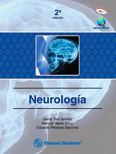 Portada del libro 9789589446232 Neurología + DVD