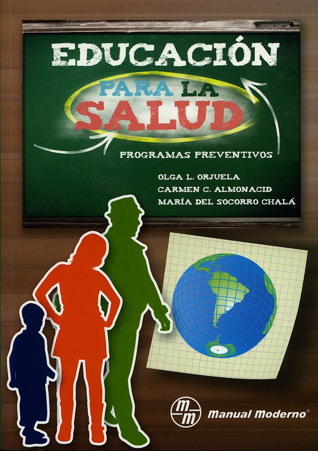 Portada del libro 9789589446300 Educacion para la Salud. Programas Preventivos