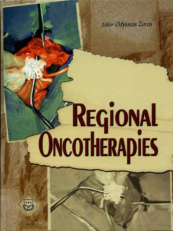 Portada del libro 9789603994749 Regional Oncotherapies
