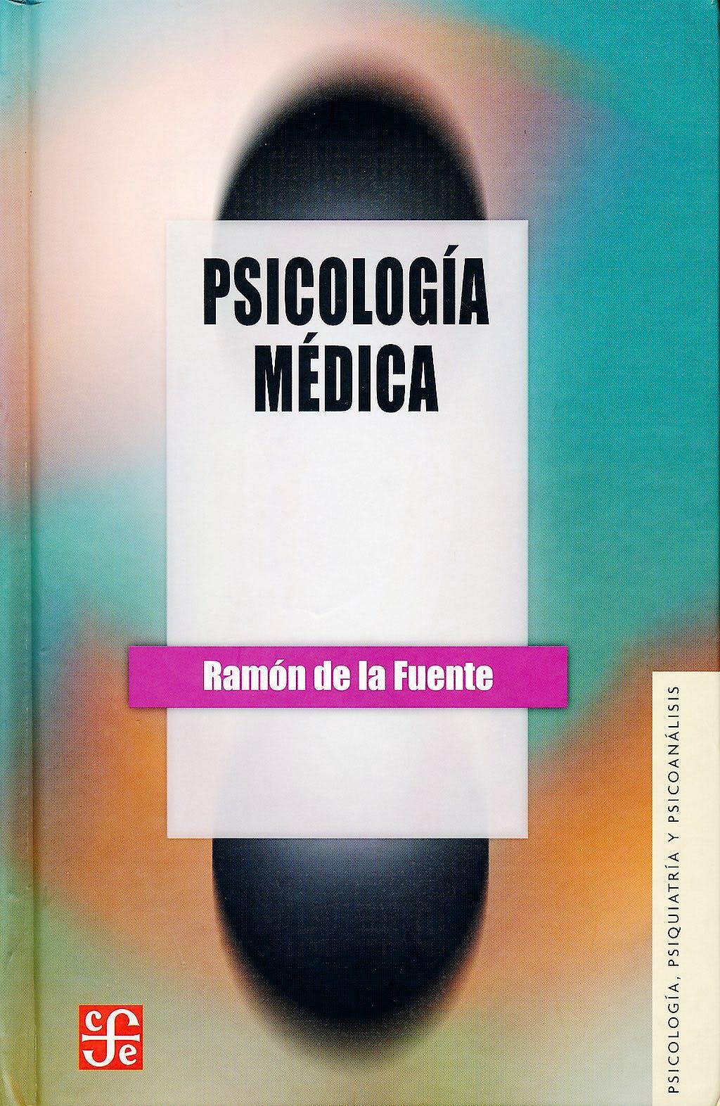 Portada del libro 9789681639341 Psicologia Medica