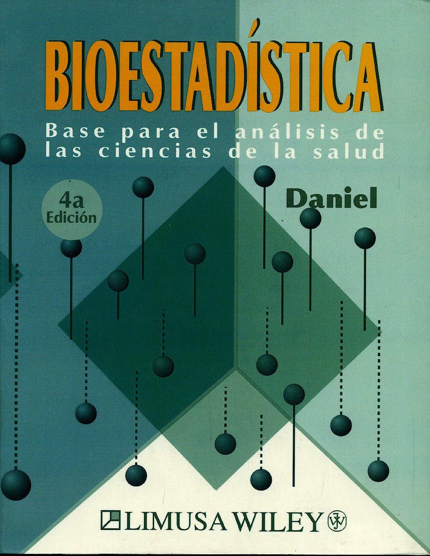 Portada del libro 9789681861643 Bioestadistica. Base para el Analisis de las Ciencias de la Salud