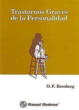 Portada del libro 9789684264182 Trastornos Graves de la Personalidad