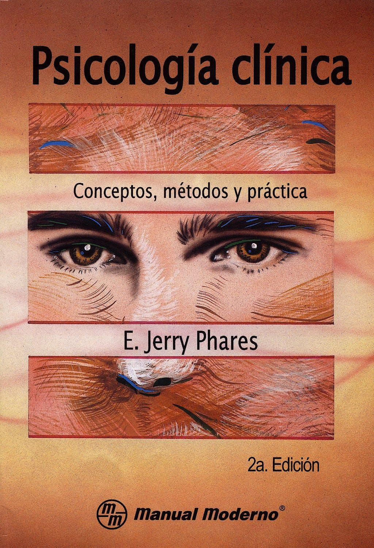 Portada del libro 9789684268081 Psicologia Clinica