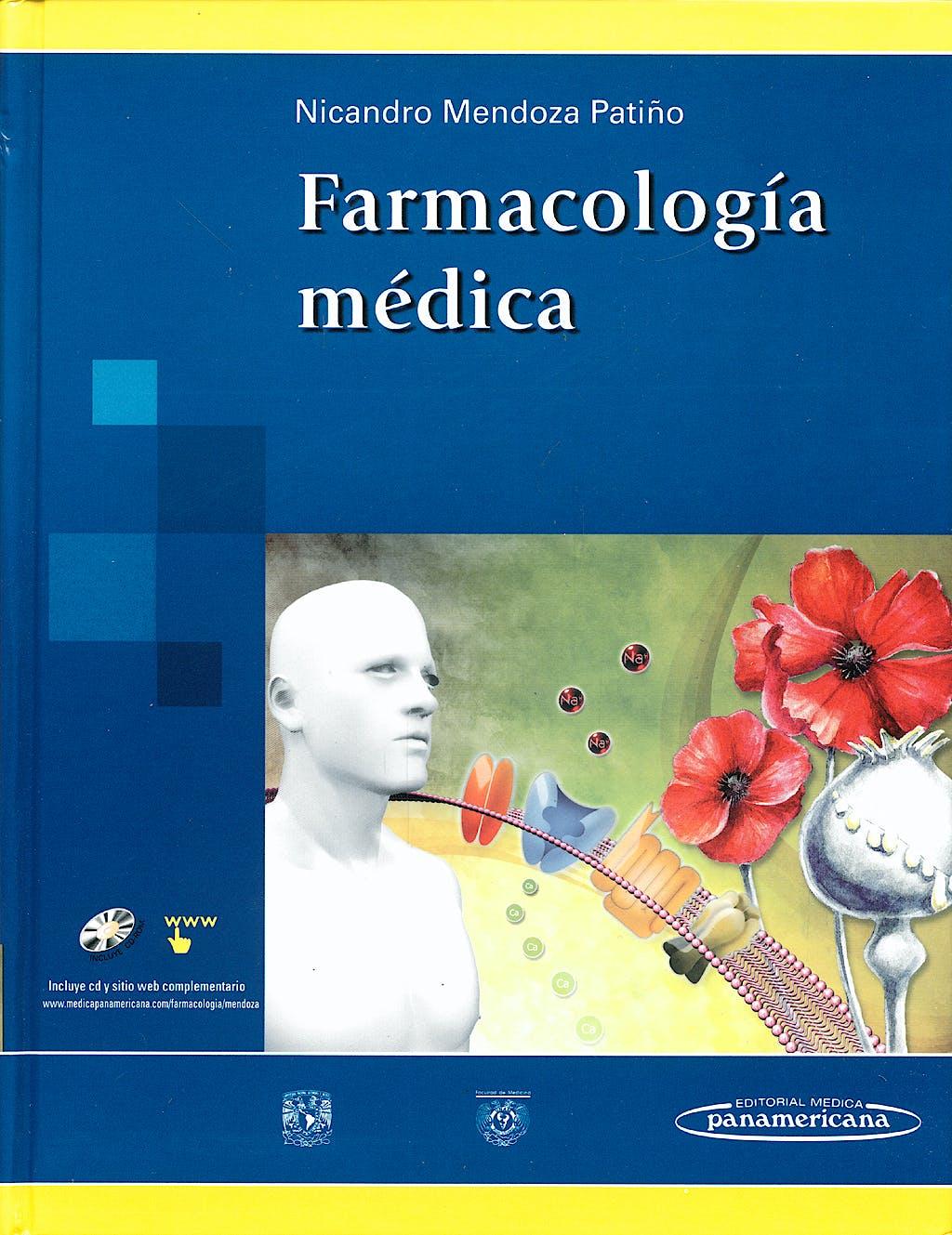 Portada del libro 9789687988443 Farmacologia Medica