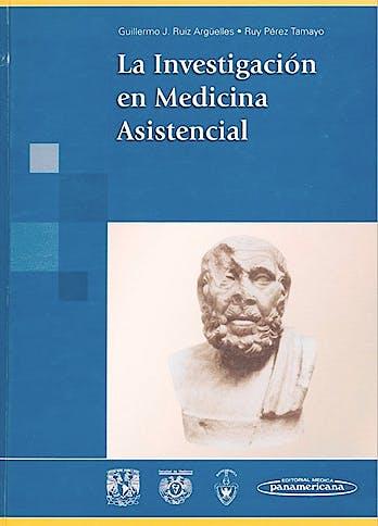 Portada del libro 9789687988610 La Investigacion en Medicina Asistencial