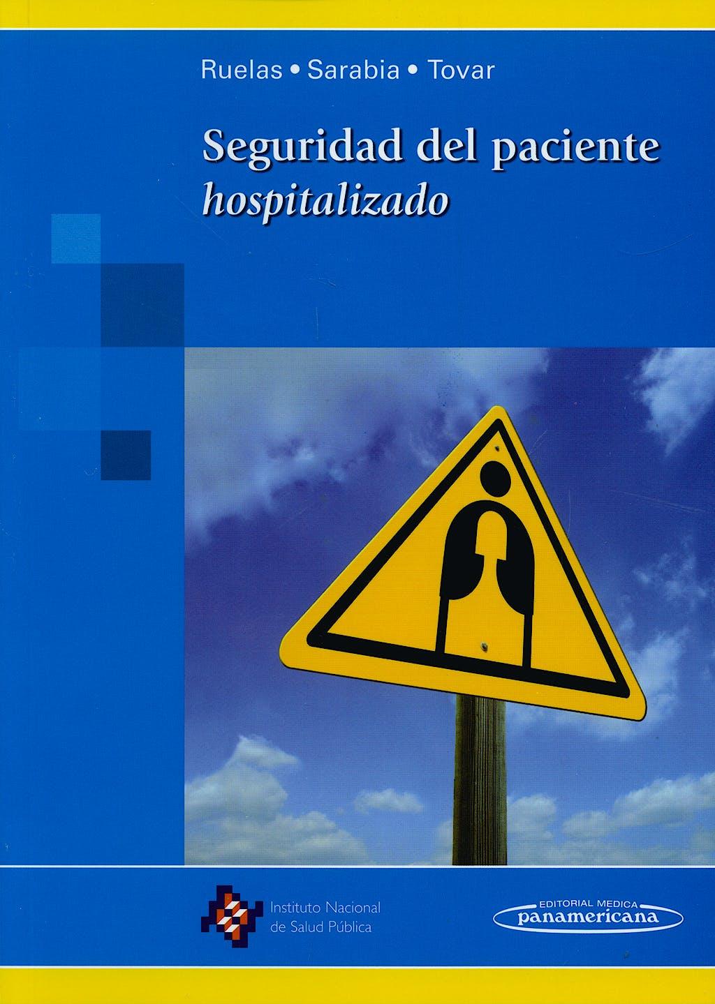 Portada del libro 9789687988825 Seguridad del Paciente Hospitalizado