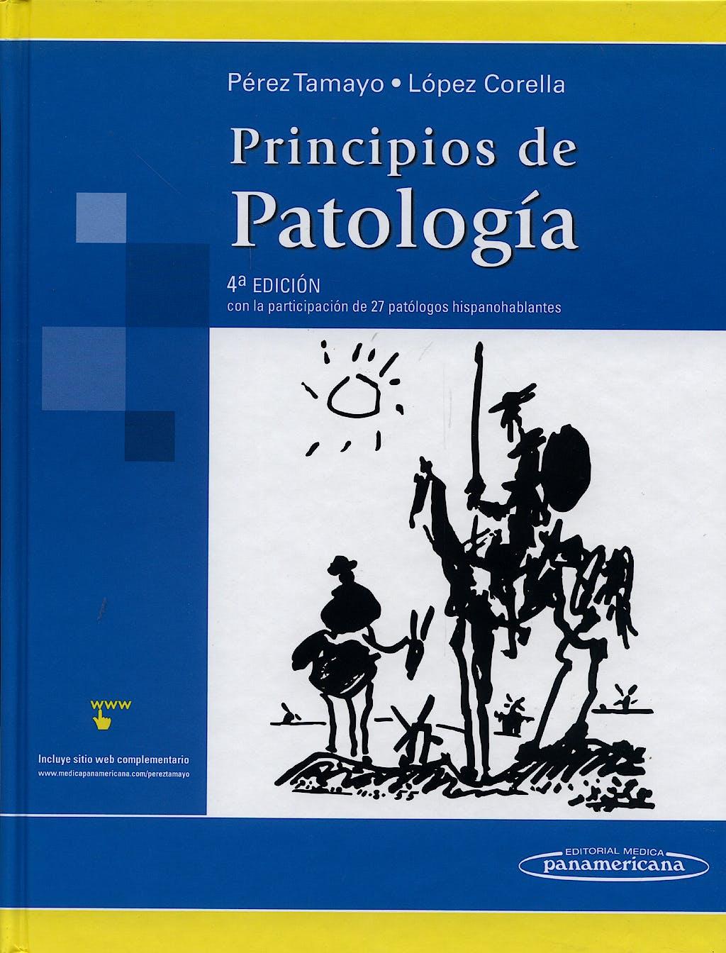 Portada del libro 9789687988863 Principios de Patologia