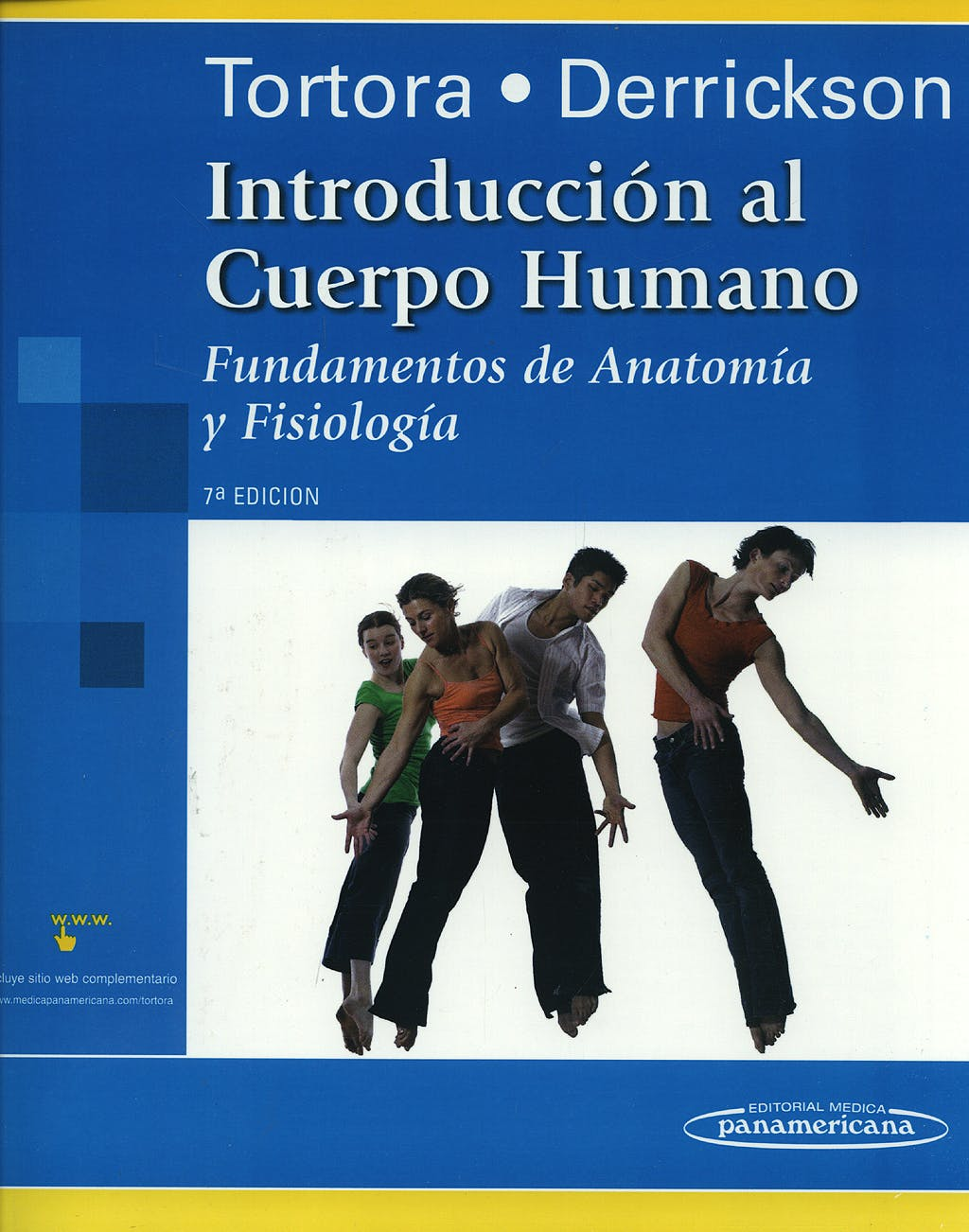 Portada del libro 9789687988993 Introduccion al Cuerpo Humano. Fundamentos de Anatomia y Fisiologia