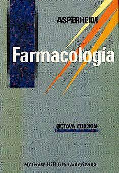 Portada del libro 9789701014509 Farmacologia