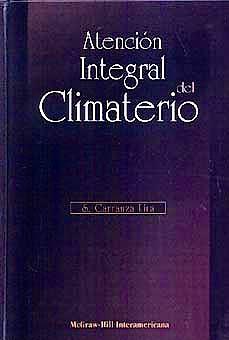 Portada del libro 9789701014745 Atencion Integral del Climaterio