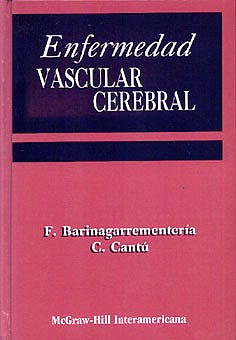 Portada del libro 9789701014783 Enfermedad Vascular Cerebral