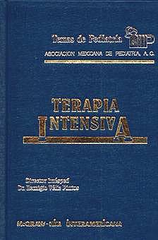 Portada del libro 9789701016541 Terapia Intensiva Temas de Pediatria