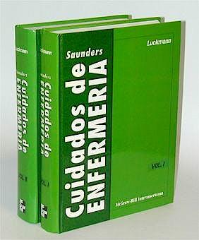 Portada del libro 9789701021897 Cuidados de Enfermeria, 2 Vol.