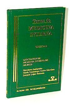 Portada del libro 9789701025420 Temas de Medicina Interna. Obesidad