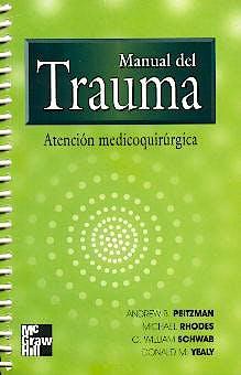 Portada del libro 9789701029831 Manual de Trauma