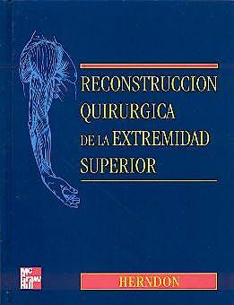 Portada del libro 9789701033104 Reconstrucción Quirúrgica de la Extremidad Superior