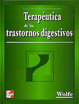 Portada del libro 9789701035634 Terapéutica de los Trastornos Digestivos