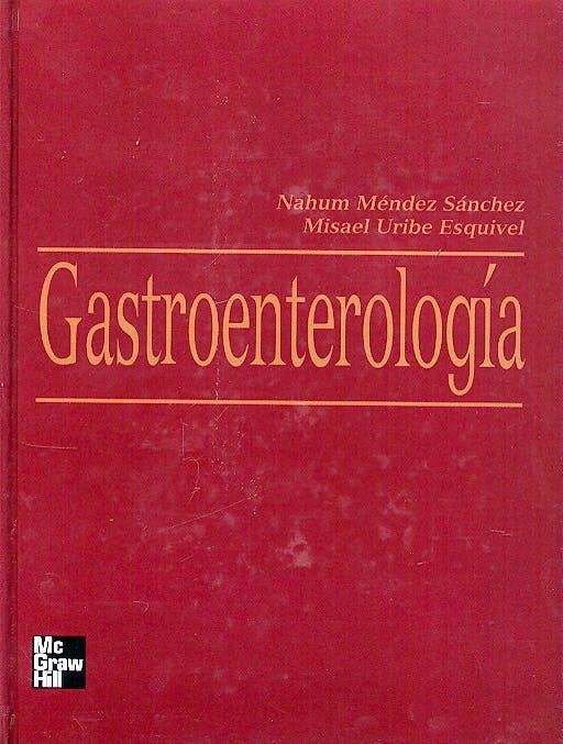 Portada del libro 9789701047750 Gastroenterologia