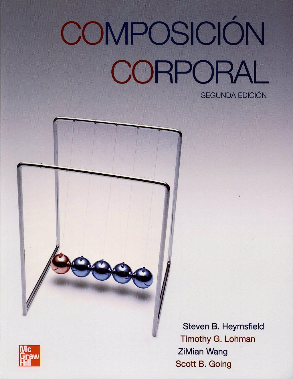 Portada del libro 9789701060346 Composicion Corporal