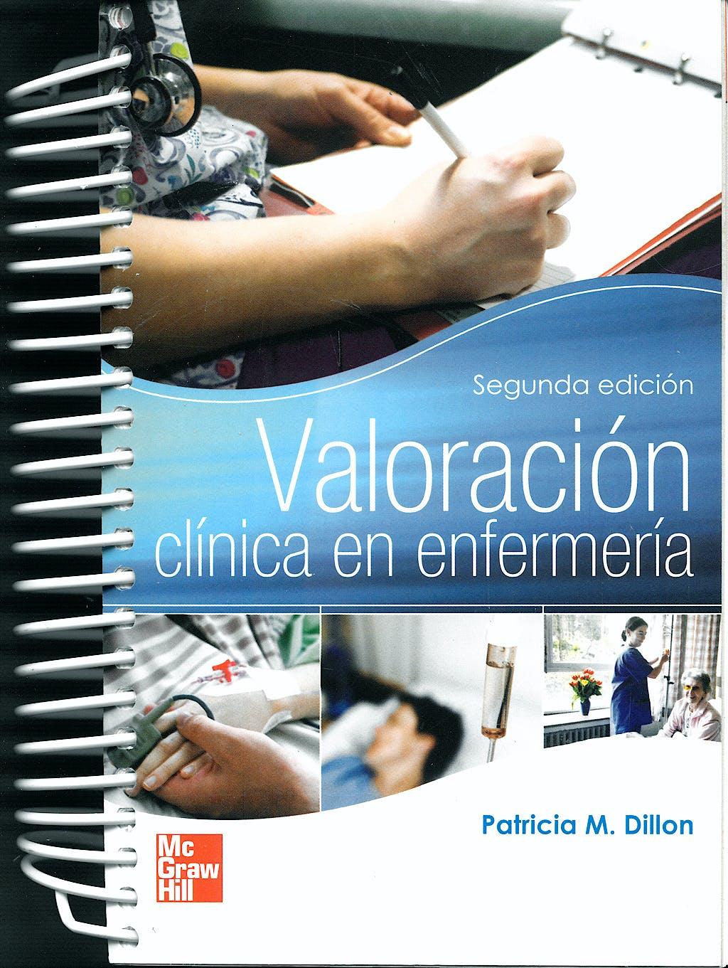 Portada del libro 9789701066874 Valoracion Clinica en Enfermeria