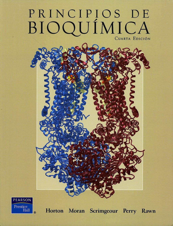 Portada del libro 9789702610250 Principios de Bioquimica