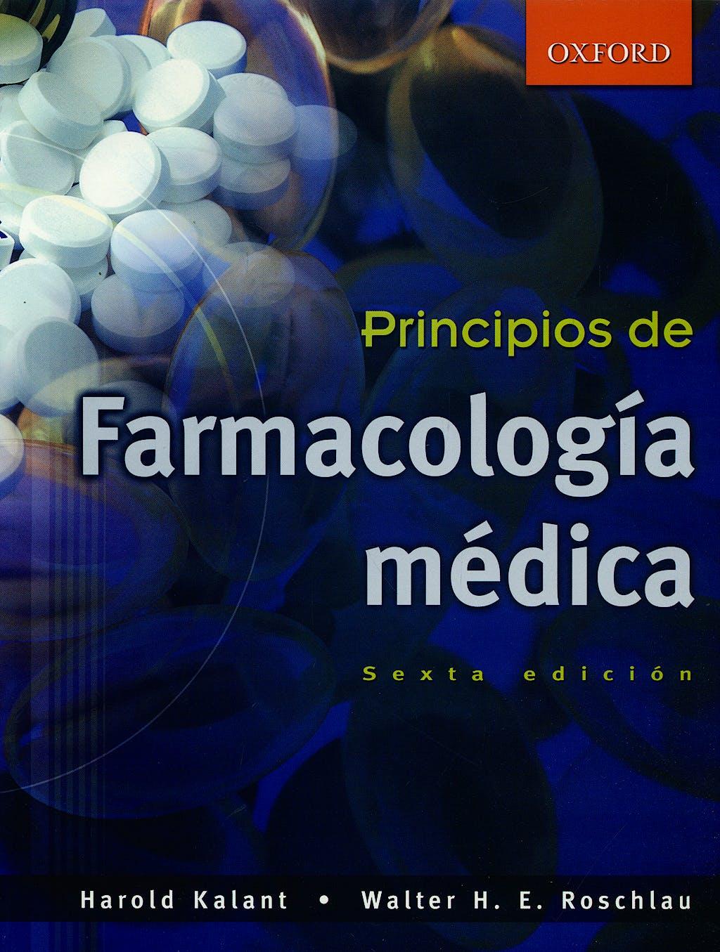 Portada del libro 9789706135711 Principios de Farmacologia Medica