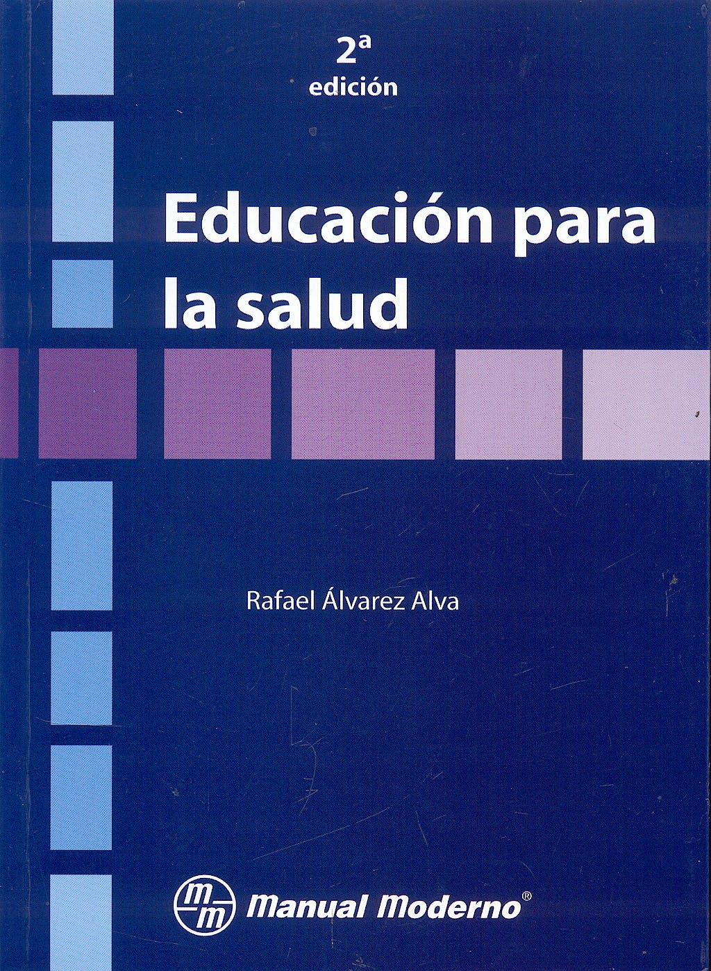Portada del libro 9789707291669 Educación para la Salud